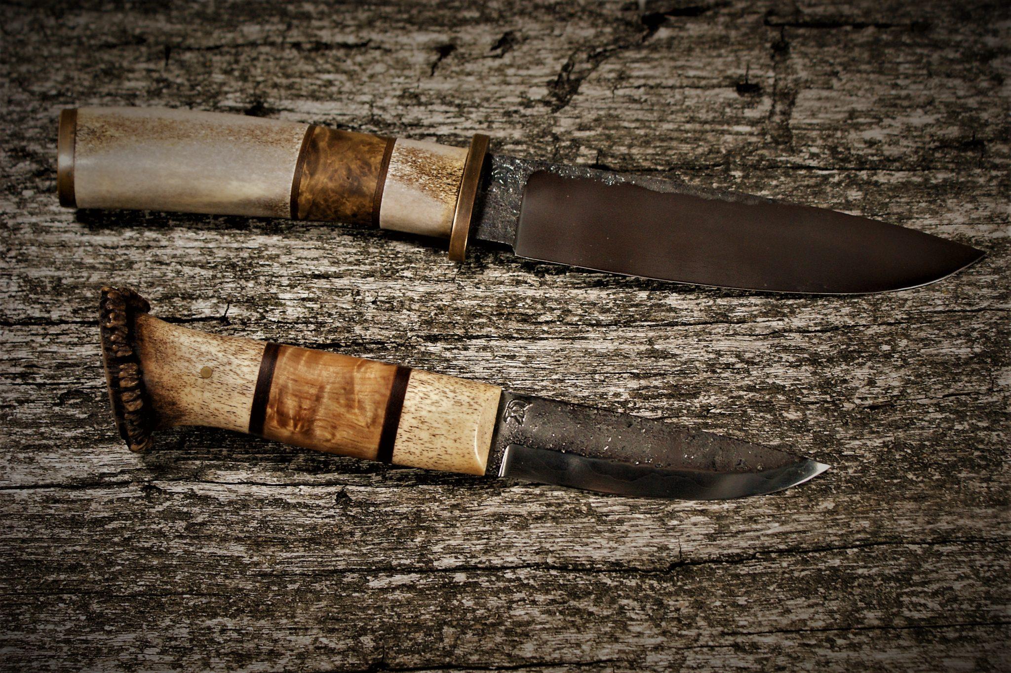 Dvorak Sharp Knives