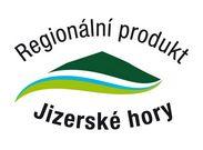 Jizerské hory - regionální produkt logo